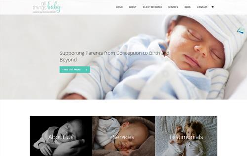 All things Baby Website Wanaka