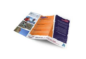 Brochure Design - Basecamp Adventures